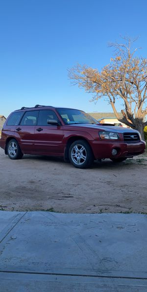 2004 subaru forester for Sale in Apple Valley, CA