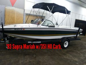 1993 Supra Mariah w/351HO merccruiser for Sale in Shawano, WI