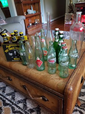 Assortment of soda bottles and more for Sale in City of Saint Peters, MO