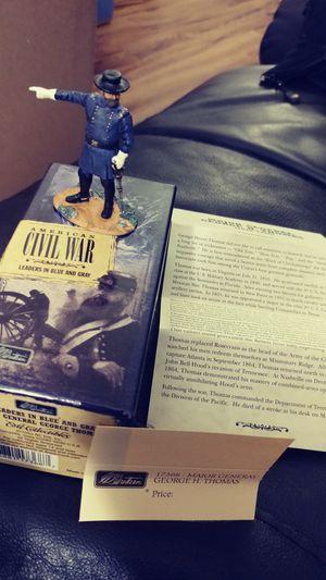 Civil War Statue Collectible for Sale in Alexandria, VA