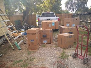 AC units All Brands available new and semi used for Sale in Houston, TX