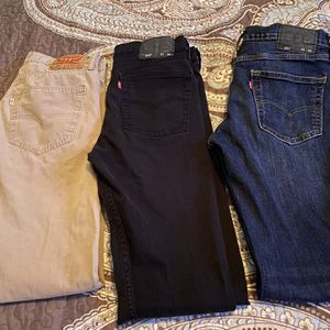 Men's Levi's Jeans for Sale in Murrieta, CA