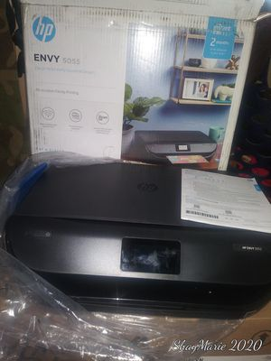 NEW HP ENVY 5055 ALL-IN-1 PRINTER for Sale in Kansas City, MO