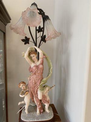 Antique Dancing Angels Floor Lamp for Sale in Rancho Palos Verdes, CA