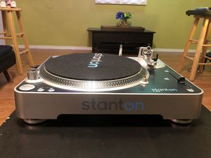 Stanton T.80 turntable / record player / dj equipment for Sale in Austin, TX