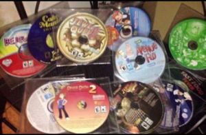 👉🏽📀set of 11 cds💿= 17 pc games in all 👈🏼 for Sale in Chicago, IL