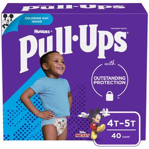 Huggies Pull Ups - 4T - 5T for Sale in Aurora, CO