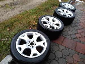 2003 BMW X5 rims 285/40R19 for Sale in Copiague, NY