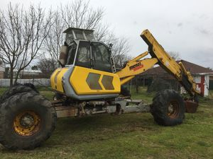 2008 Menzi Much A91 Wheel Excavator for Sale in Fort Worth, TX
