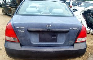 2003 HYUNDAI ELANTRA 2.0L FOR PARTS ONLY for Sale in Houston, TX