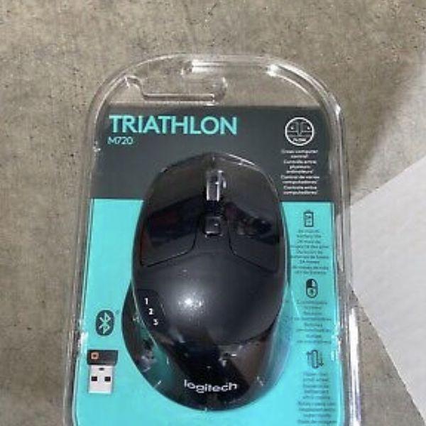 BRAND NEW SEALED Logitech M720 triathlon wireless mouse