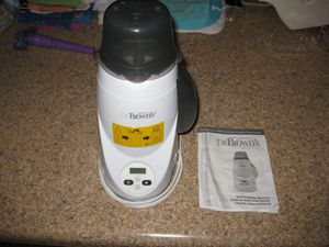 Dr. Brown's Deluxe Baby Bottle Warmer for Sale in Traverse City, MI