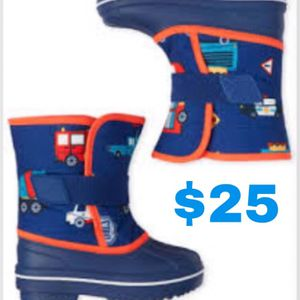 Toddler Boy Snow Boots Size 11 - New for Sale in Alexandria, VA