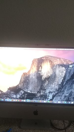 Imac 2008 for Sale in San Marcos, CA