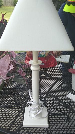 Lamp - White for Sale in Nicholasville, KY
