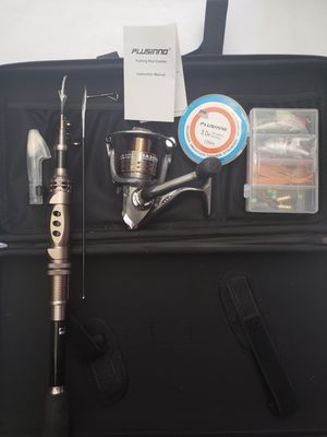Fishing Rod Combo for Sale in Las Vegas, NV