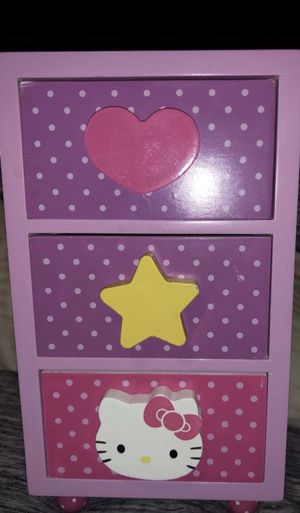 Hello Kitty Jewelry Box for Sale in Kissimmee, FL