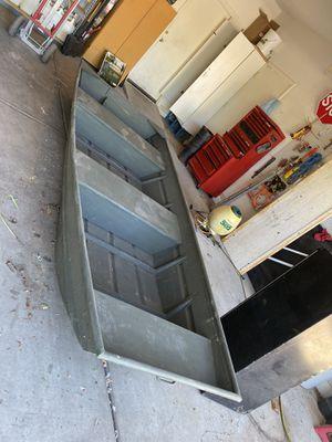 12ft aluminum John boat for Sale in Sun City, AZ