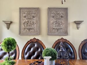 4 PCS - Large Wall Decor/ Frames and Shelves for Sale in South Elgin, IL