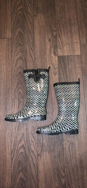 Women's rain boots for Sale in Kennesaw, GA