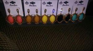Amber Earrings for Sale in West Palm Beach, FL