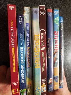 Disney dvd collection for Sale in Louisa, VA