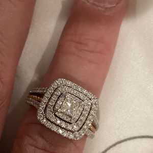 Engagement Ring 1CT Vera Wang Love for Sale in Rocklin, CA