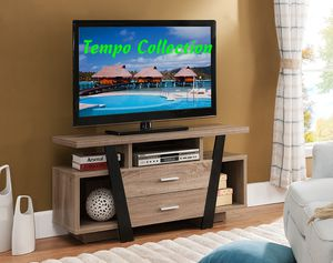 NEW, Sierra TV Stand up to 55in TVs, Dark Taupe, SKU 151309, SKU# 151309 for Sale in Westminster, CA
