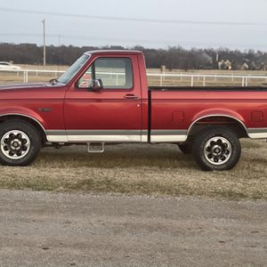 1996 Ford F150 Single Cab Short Bed for Sale in Norman, OK