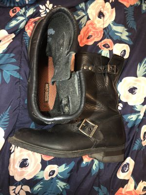 Harley Davidson Women's Biker Boots for Sale in Youngsville, NC