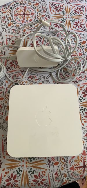 Apple Airport Extreme Base Station WiFi Wireless Router for Sale in Elmwood Park, IL
