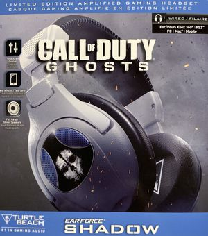 Turtle Beach Ear Force Shadow, PS4 Call of Duty Special Edition for Sale in Issaquah, WA