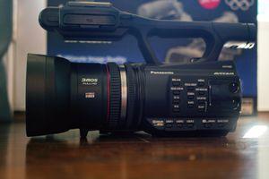 Panasonic AG-AC 90 camera for Sale in Harrisonburg, VA