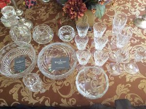 WATERFORD CRYSTAL for Sale in Rockville, MD