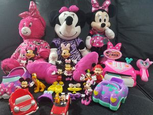 Mickey, Minnie and friends for Sale in Hempstead, NY