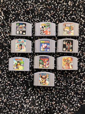 Rare Nintendo 64 N64 games for Sale in Washington, DC