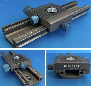 NOVOFLEX CASTEL-L Focusing Rack. Made in Germany for Sale in Redlands, CA