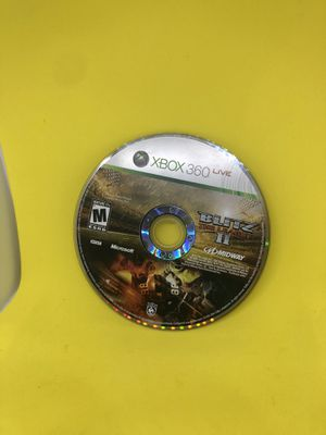 Blitz: The League 2 XBOX 360 Sports (Video Game) Disc Only - Fast Shipping! for Sale in Atlanta, GA