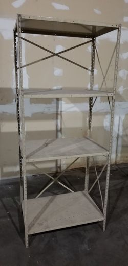Metal Rack or steel shelving for the garage. for Sale in Phoenix,  AZ