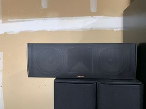 Klipsch center channel speaker for Sale in Vancouver, WA