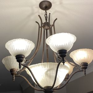 Chandelier ( 7 lights ) for Sale in Chino Hills, CA