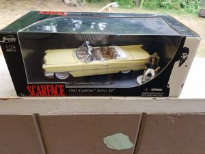 Limited edition Scarface car 1963 Cadillac series for Sale in Everett, WA