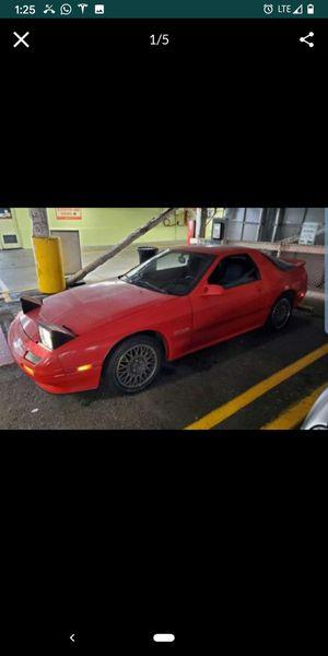 1989 Mazda RX-7 GTUs Blazing Red Original Rare Classic for Sale in San Francisco, CA
