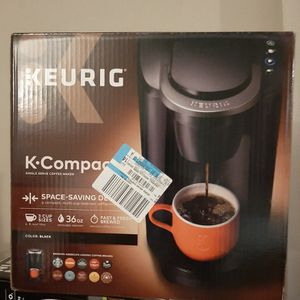 Keurig K• Compact ~NEW~ for Sale in Houston, TX