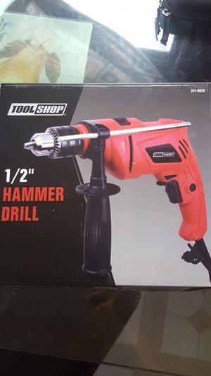"Hammer Drill 1/2"" for Sale in Hammond, IN"