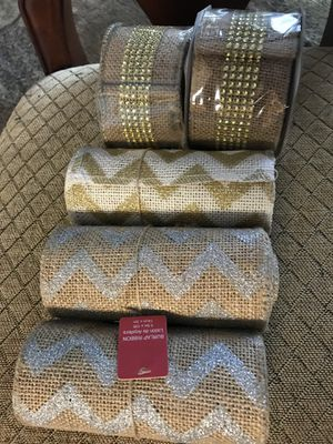 Burlap rolls NEW for Sale in Frederick, MD