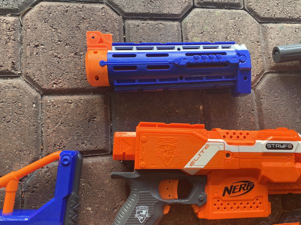 Nerf Guns 150$ Value