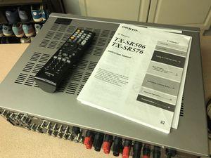 Onkyo 7.1 Channel AV Receiver TX-SR506 for Sale in Gulfport, FL