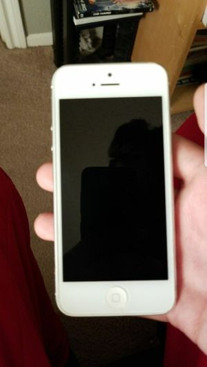 Iphone 5 at&t $60 for Sale in Houston, TX