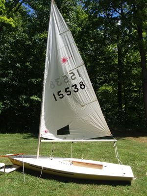 Laser Sailboat for Sale in Medina, OH